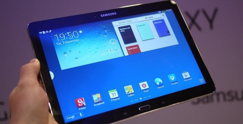 Galaxy Note 10.1 2014 Edition pre-order starts tomorrow