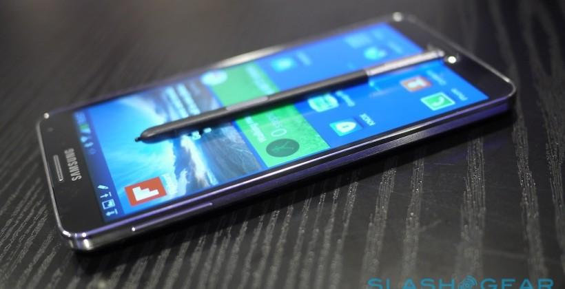 AT&T Galaxy Note 3 and Galaxy Gear release set for October 4th