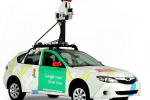 Google Street View car involved in wreck, hits three vehicles