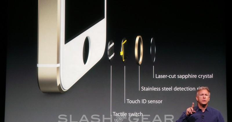 Apple Touch ID official: iPhone 5S first for fingerprint sensor