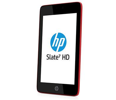 HP Slate 7 HD and Slate 10 HD tablets offer 4G connectivity and Android power
