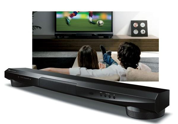 Yamaha YSP-1400 and YAS-152 sound bars rock built-in subwoofers and Bluetooth connectivity