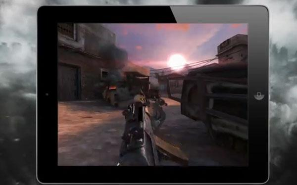 Call of Duty: Strike Team kicks off a firefight on the iPhone and iPad today