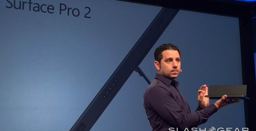 "Surface Pro 2 official: not ""reinventing the wheel"" but ""making it better"""