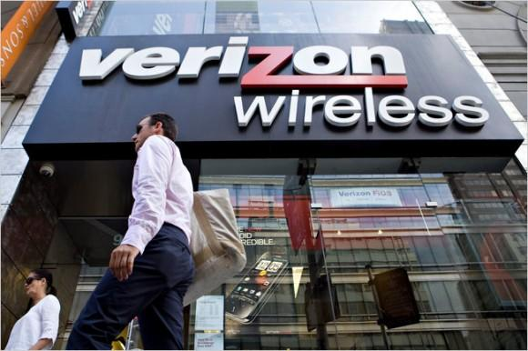 Verizon and Vodafone $130bn deal reportedly agreed