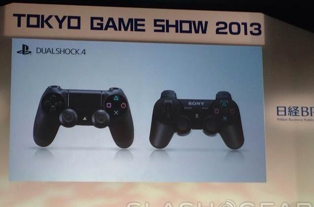 DualShock 4 controller crafted with input from developers, offers Share button and more