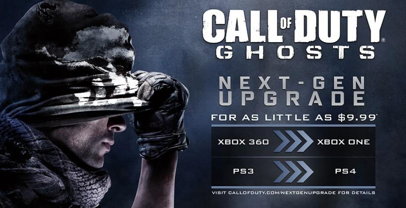 Xbox Game Ahead Program launched, buy Call of Duty: Ghosts with next-gen upgrade