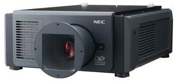 NEC NC1100L Digital Cinema projector uses laser light source