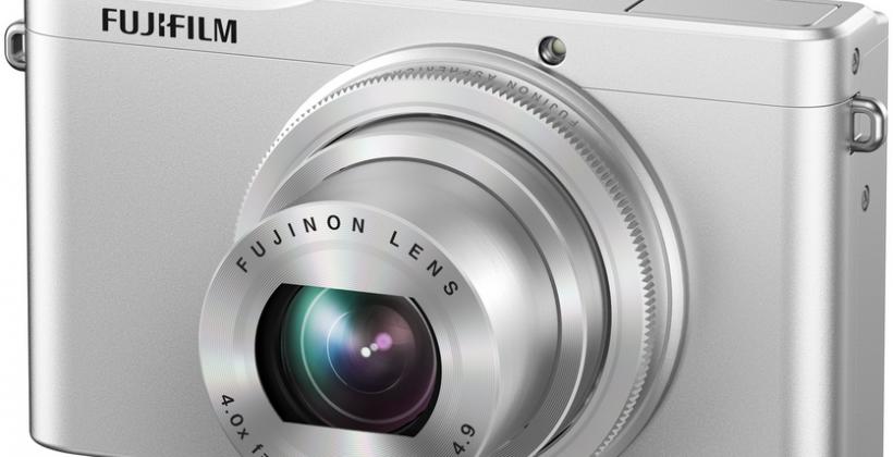 """Fujifilm XQ1 compact digital camera unveiled with """"premium"""" features"""