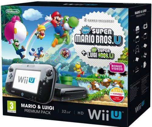 """Nintendo Land"" Wii U bundle replaced with Mario bundle"
