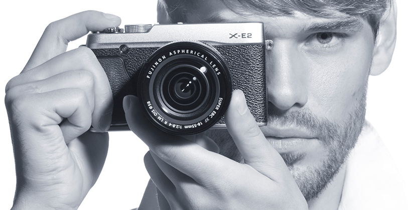 Fujifilm X-E2 interchangeable lens camera boasts fastest-ever auto focus