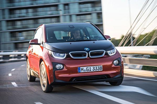 BMW i3 range-extender gas backup engine priced up for US