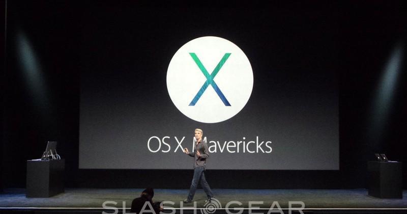 OS X Mavericks made free: release today