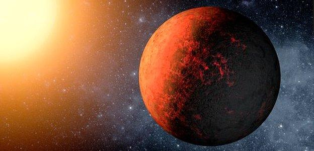 Seven-planet solar system discovered orbiting dwarf star