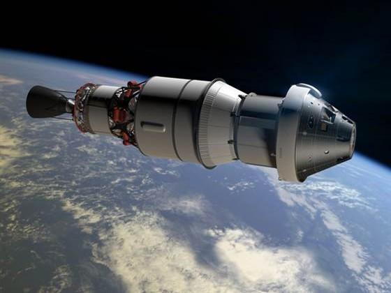 NASA says Orion test flight is on track for 2014