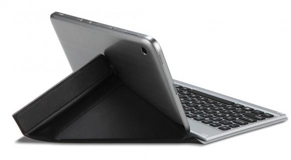 Acer Iconia W4 with Crunch Keyboard rear view
