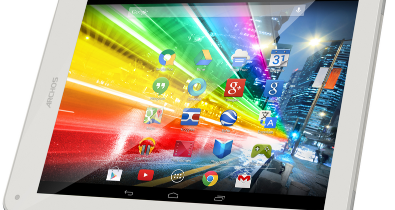 Archos Platinum tablets unveiled with A9 quad-core processors and IPS displays