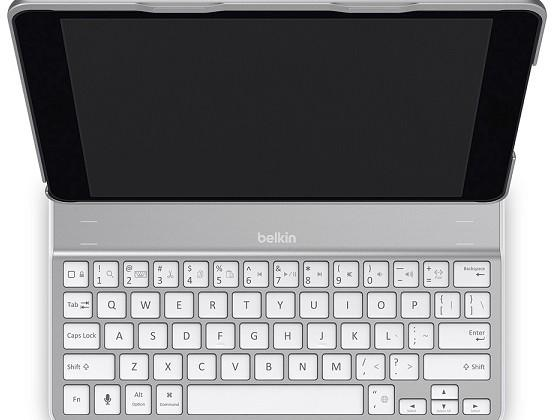 Belkin iPad Air Qode Slim, Thin, and Ultimate Keyboard Cases to launch next month