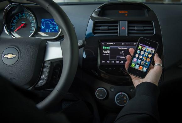 Chevrolet MyLink scores Siri on more 2014 models