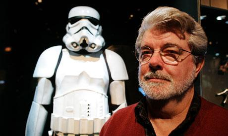 """George Lucas """"constantly talking"""" to JJ Abrams about Star Wars sequels"""