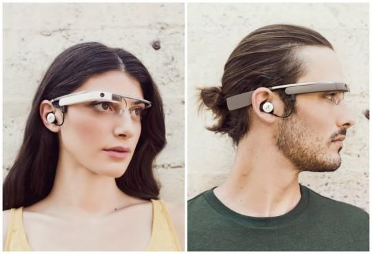 Google Glass version 2.0 hardware shown off