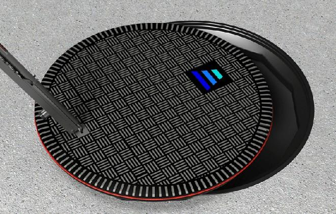 Hevo Power bringing manhole-disguised electric car chargers to NYC