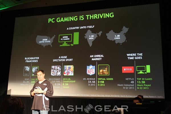 NVIDIA suggests gamers double US citizenship at Montreal Gaming week