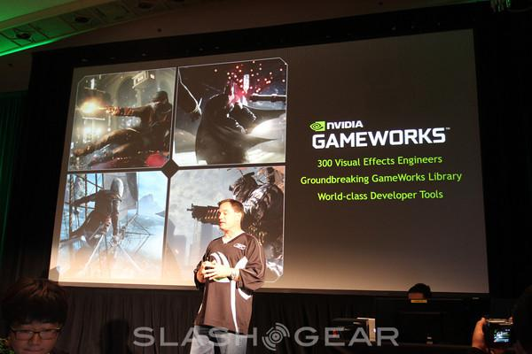 NVIDIA GameWorks gets real: Flame Works, FLEX for PhysX, GI Works for shadows