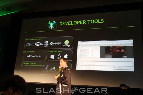 NVIDIA Project Logan runs Faceworks in real time