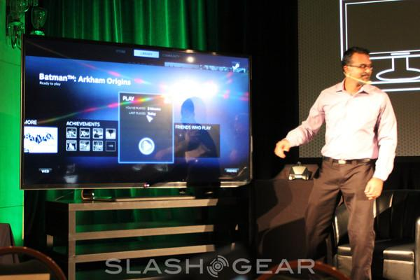 NVIDIA SHIELD GameStream hands-on with Console Mode