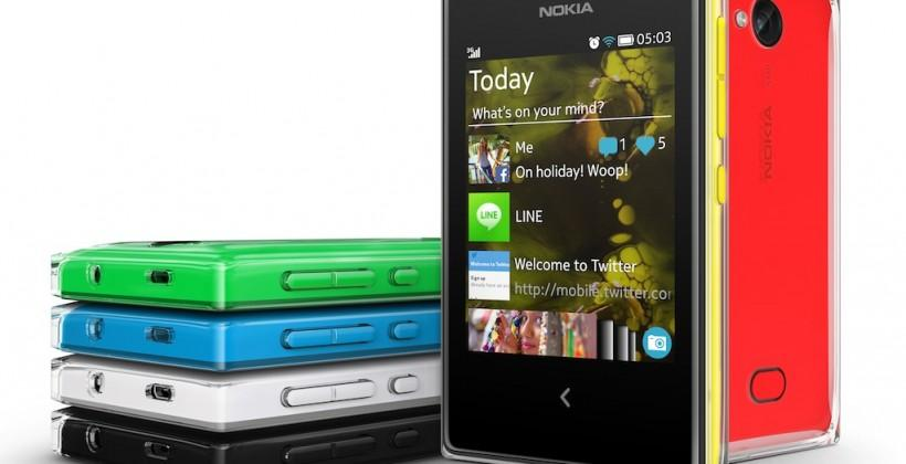 "Nokia Asha 500, 502 and 503 3G ""affordable smartphones"" revealed"
