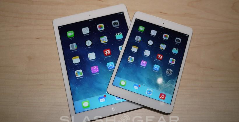 iPad Air replaces 4th gen: where did they all go?