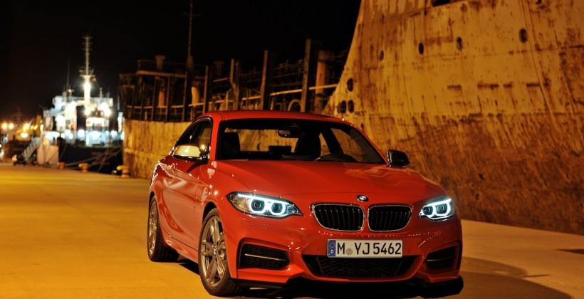 BMW 2 Series Coupe gets official