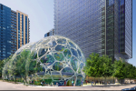 Amazon biodome campus design proposal approved by Seattle board