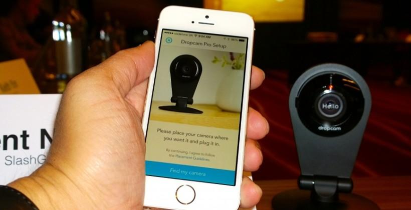 Dropcam Pro Hands-on