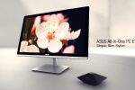 ASUS ET2321 all-in-one appears with slimline presentation