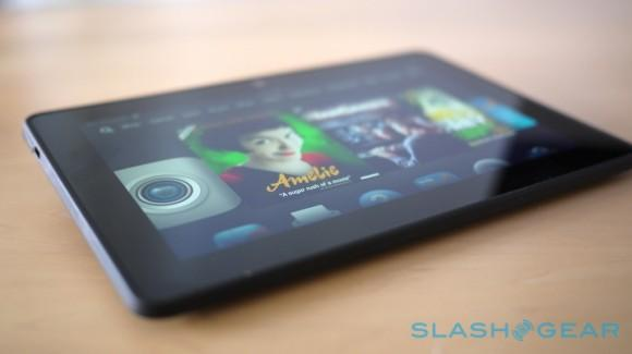 Amazon Kindle Fire HDX 7-inch begins shipping