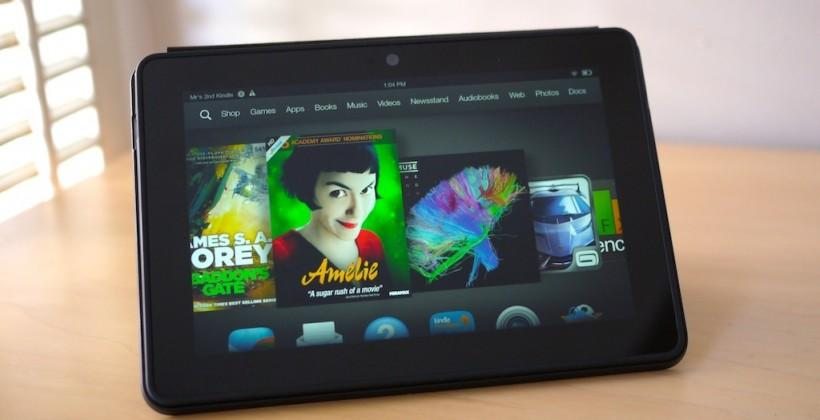 Amazon Kindle Fire HDX 7″ Review