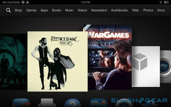 Amazon Kindle Fire HDX 7″ Review - SlashGear