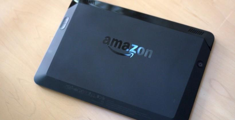 """Amazon Phone """"Smith"""" tip appears with 3D interface"""
