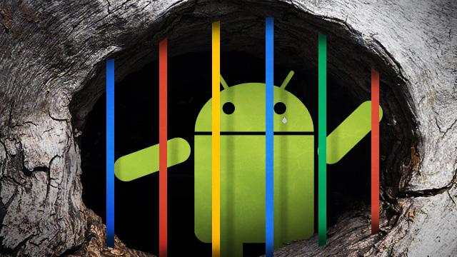 Google seeks to control Android by making more apps closed source