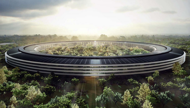 Apple Campus approved in unanimously in Cupertino
