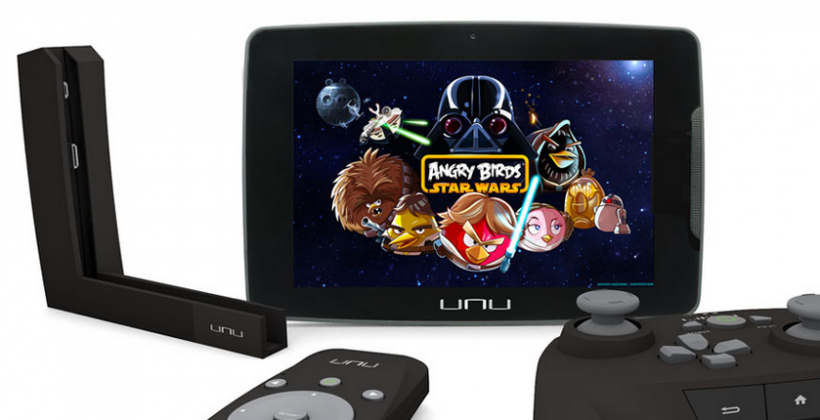 Unu living room gaming systems to ship by November 8th