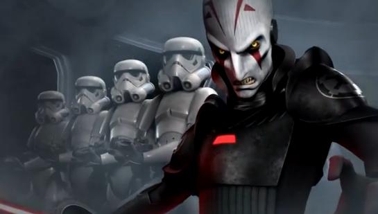 Star Wars Rebels revealed: bridging the gap between two trilogies