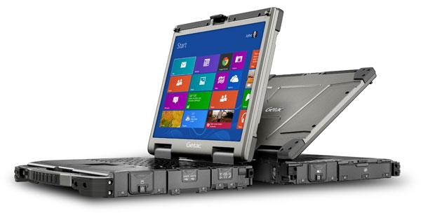 Fifth-gen Getac B300 notebook gets Haswell power and multicarrier 4G
