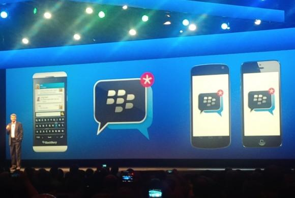 BBM for Android and iPhone release today