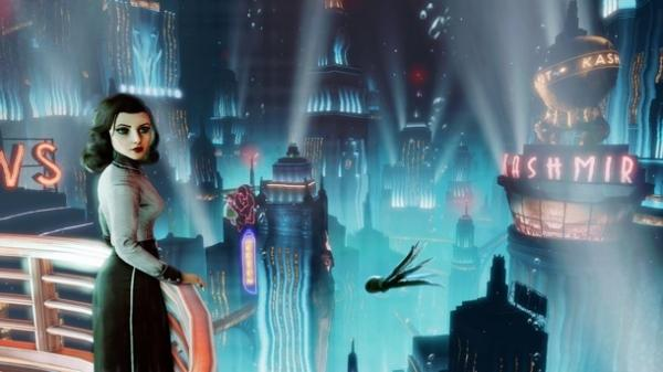 BioShock Infinite Burial at Sea Episode One DLC lands November 12