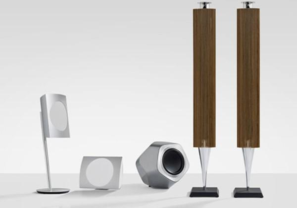 Bang & Olufsen unveils three wireless BeoLab speakers