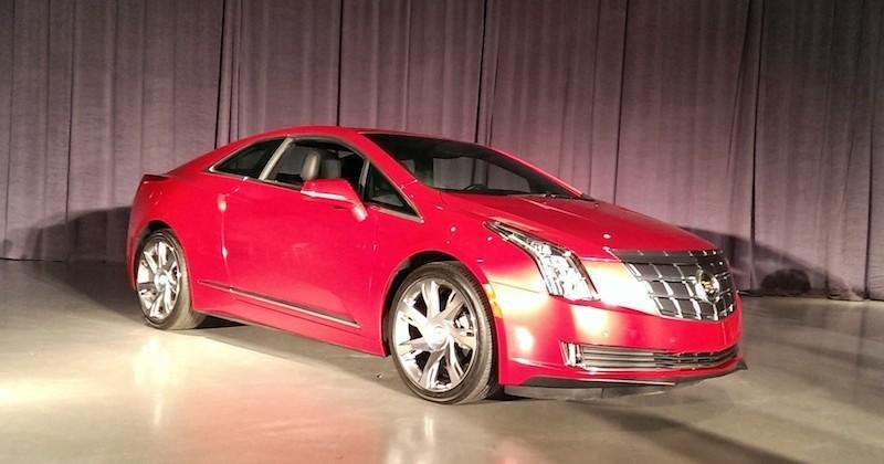 2014 Cadillac ELR priced up (and pitched right at Tesla)