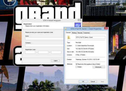GTA V PC Torrent strikes unlucky thieves in the wild